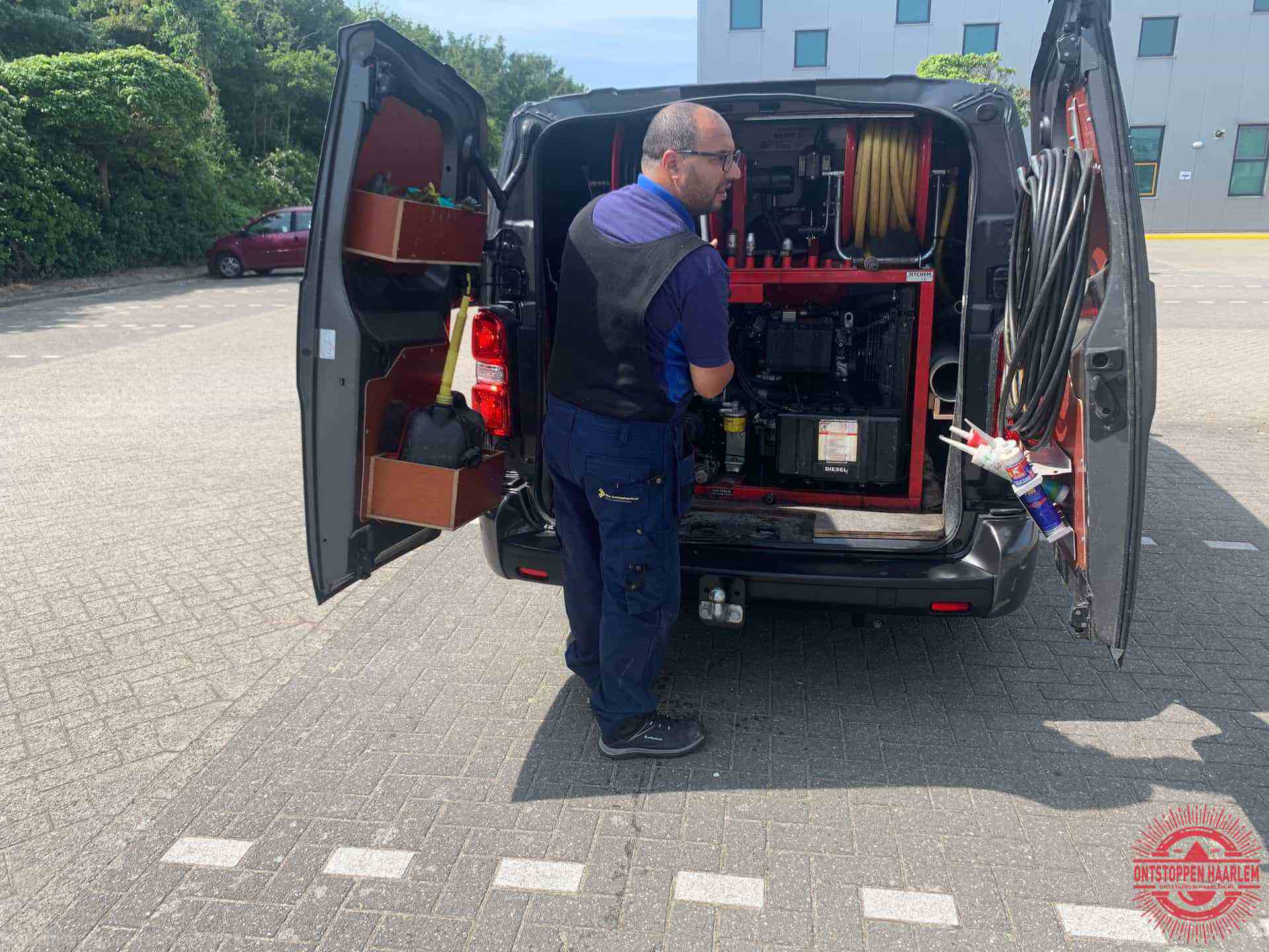 Loodgieter Haarlem Ontstopping